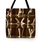 Classical Melody Tote Bag