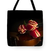Classical Romance Tote Bag