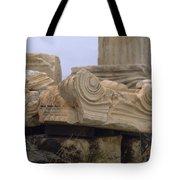 Classical Ruins Tote Bag
