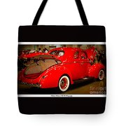 Classically Orange Tote Bag