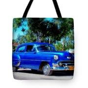Classics Of Cuba Tote Bag
