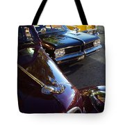 Classics On G Street Tote Bag