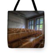 Classroom Seating Tote Bag