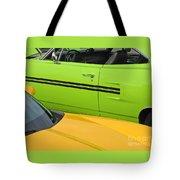Classy Classics Tote Bag