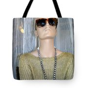 Classy In Shades Tote Bag