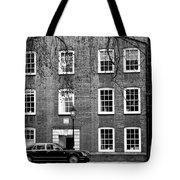 Classy London Tote Bag