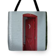 Classy Outhouse Tote Bag