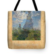 Claude Monet 1 Tote Bag