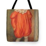 Claude Renoir In A Clown Costume Tote Bag