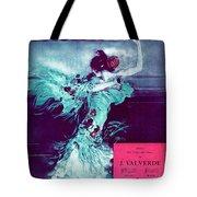Clavelitos Tote Bag