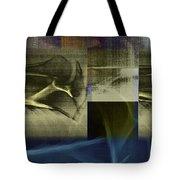Clavicle Bones Tote Bag