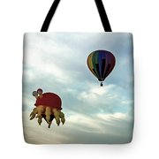 Claw D The Crab Tote Bag