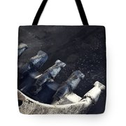 Claw - Industrial Photography By Sharon Cummings Tote Bag