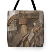 Clawhammer 2 Tote Bag