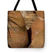 Clay Pots   #7806 Tote Bag