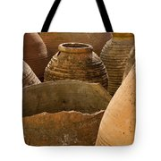 Clay Pots   #7811 Tote Bag