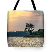 Clayton Lake Tote Bag