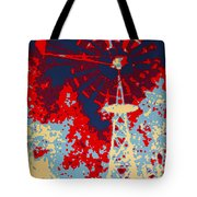 Clean Energy Poster Tote Bag