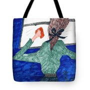 Clean Windows Tote Bag