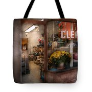 Cleaner - Ny - Chelsea - The Cleaners Tote Bag