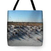 Clear Day At The Beach Tote Bag