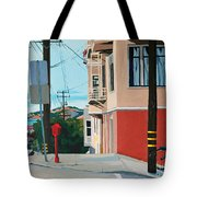 Clear Day Tote Bag