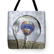 Clear Idea Tote Bag