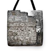 Clear Light Opera House Tote Bag