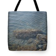 Clear Sea Tote Bag