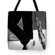 Clear The Hassles  Tote Bag