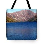 Clear Water Lake Tote Bag