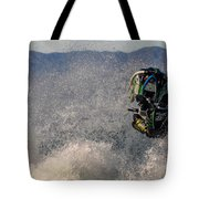 Cleared For Take Off Tote Bag