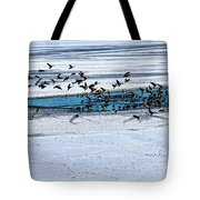 Cleared To Land Tote Bag