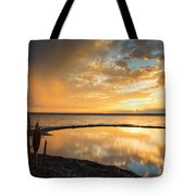 Clearing Rainstorm Tote Bag