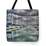 Clearing Storm Tote Bag