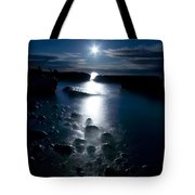 Clearville Moonrise Tote Bag