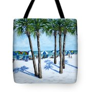 Clearwater Beach Morning Tote Bag