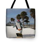 Clearwater Beach Pirate Tote Bag