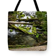 Clearwater Falls Tote Bag