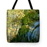 Clearwater Falls Series 11 Tote Bag