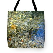 Clearwater Falls Series 6 Tote Bag