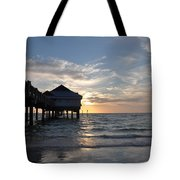 Clearwater Florida Pier 60 Tote Bag