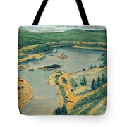 Clearwater Lake Early Days Tote Bag