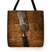 Cleaver Tote Bag