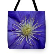 Clematis Beauty Tote Bag