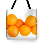 Clementine Oranges Tote Bag