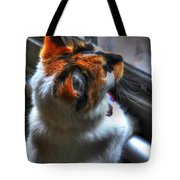 Cleo Bird Watching Tote Bag