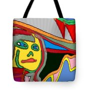 Cleo Waiting Tote Bag
