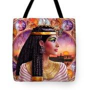 Cleopatra Variant 3 Tote Bag