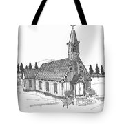 Clermont Chapel Tote Bag